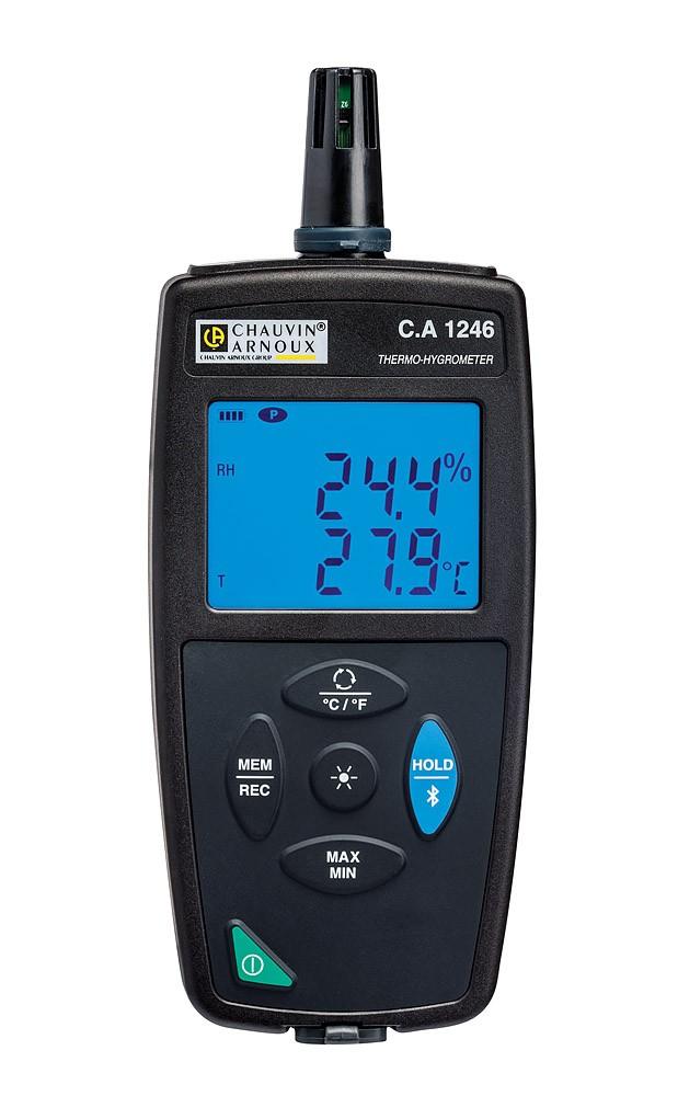 C.A 1246 Termoigrometro
