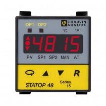 STATOP 4815 - Sortie ana. 0-10V, Alarme relais