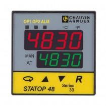 STATOP 4830 - Sortie ana. 4-20mA, Alarme relais