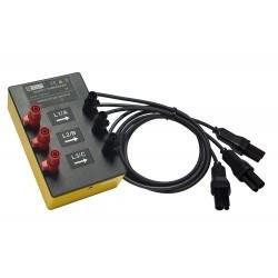 CA833X-F 5A Adapt. box